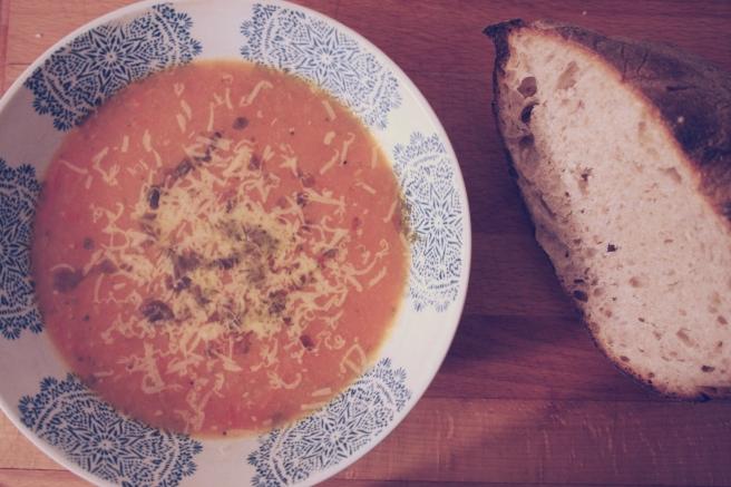 tomatoe soup fodmap