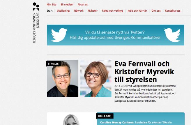 Sveriges kommunikatörer