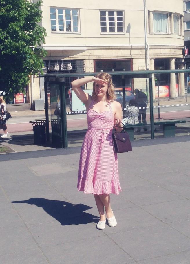 vintage marc jacobs summer dress