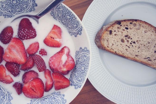 rörstrand jordgubbar