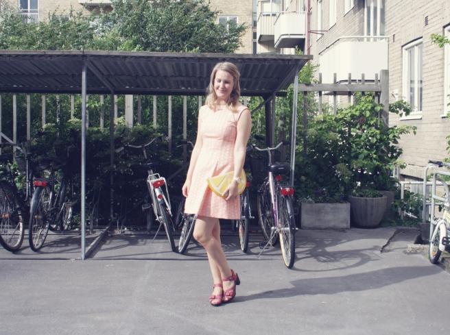klänning student